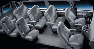 10 Passenger Vehicles >> Tls Worldwide Fleet Van